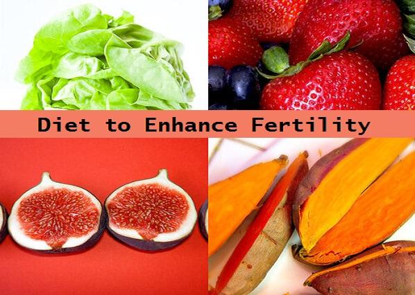 Diet to Enhance Fertility