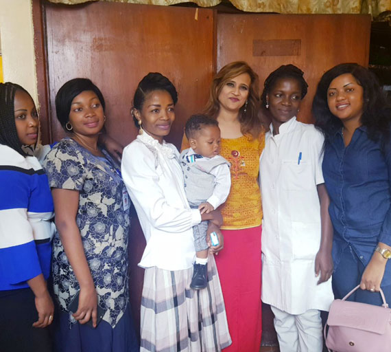 Dr Shivani Infertility Experts in Africa