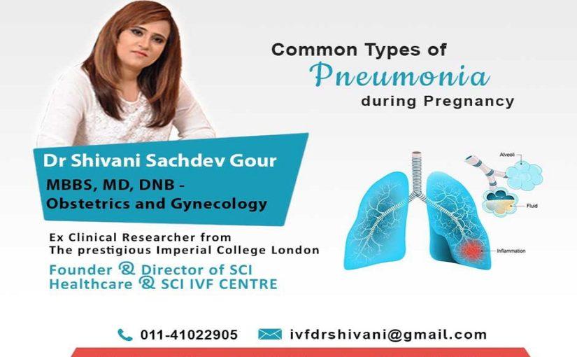 Common Types of Pneumonia during Pregnancy